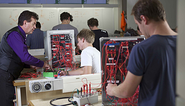 New Zealand Certificate in Electrical Engineering Theory Level 3 course thumbnail image