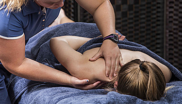 Therapeutic and Sports Massage Level 5 course thumbnail image
