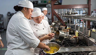 Culinary Arts Level 4 course