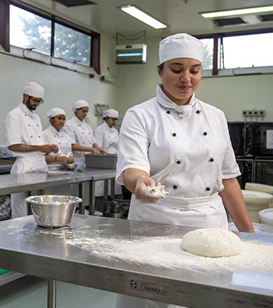 New Zealand Certificate in Baking Generalist Level 4 course thumbnail image