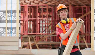 New Zealand Certificate in Carpentry Level 4