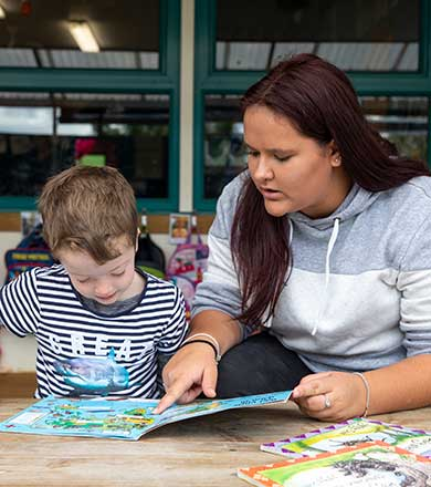 Bachelor of Teaching Early Childhood Education course