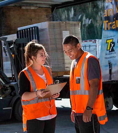 New Zealand Certificate in Distribution Level 3 course