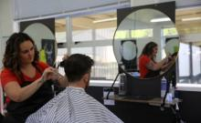 Toi Ohomai is now offering a Level 4 barbering course, which is the highest level of barbering qualification available.